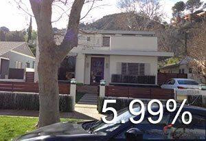 Los Angeles, Studio City Area Contemporary Home