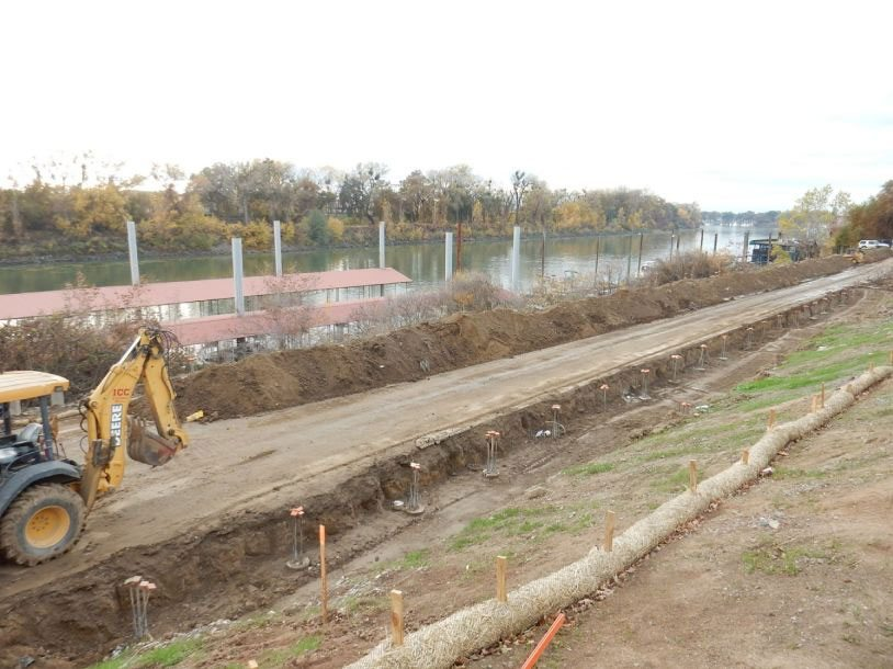 Sacramento, CA Infrastructure Construction Loan