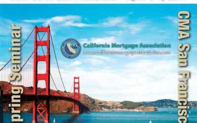 Join Glenn Goldan at the CMA Spring Seminar in San Francisco