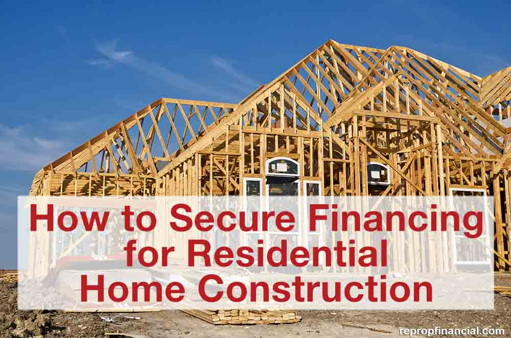 How to Secure Financing