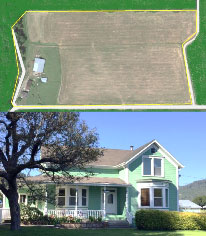 20 Acre Farm with Homestead in Humboldt County