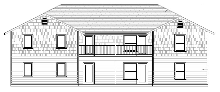 Four-unit Construction Loan in Humboldt County