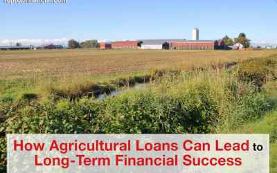 How Agricultural Loans Can Lead to Long-Term Financial Success
