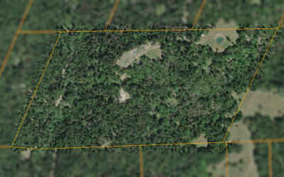 110 Acre Refinance for Rural Agriculture Land Development