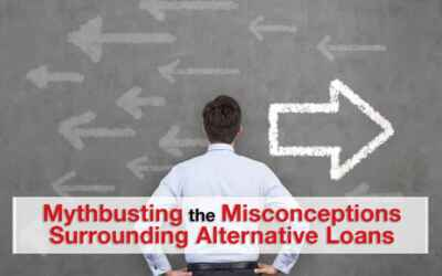 Mythbusting the Misconceptions Surrounding Alternative Loans